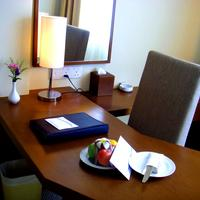 Aston Tanjung Pinang Hotel & Conference Center Premier room writing desk Aston-Tanjung-Pinang