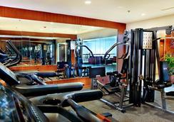 Aston Tanjung City Hotel - Tanjung Warukin - Gym