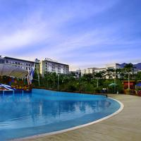 Aston Bogor Hotel and Resort The Jungle pool Aston-Bogor