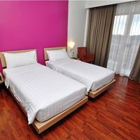 Quest Hotel Semarang Deluxe-Room-Twin-Quest-Hotel-Semarang