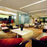 Grand Aston Yogyakarta Lobby Sitting Area
