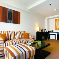 Aston Denpasar Hotel and Convention Center LivingRoom-Aston-Denpasar