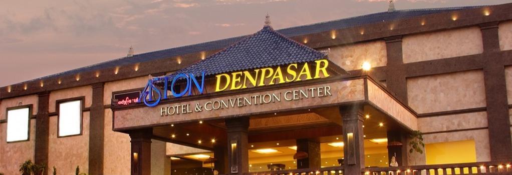Aston Denpasar Hotel and Convention Center - Denpasar (Bali) - Building
