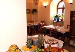 Hotel Adria - Bari - Restoran