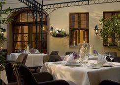 Romantik Hotel Bülow Residenz - Dresden - Restoran