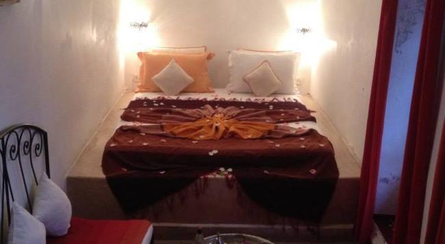 Riad Dar Saba - Marrakesh - Bedroom