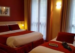 Hotel les Cigales - Nice - Kamar Tidur