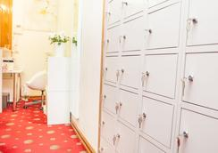 Hostels Rus - Strastnoy Bulvar - Moskwa - Resepsionis
