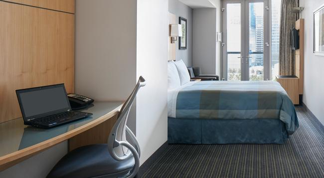 World Center Hotel - New York - Bedroom