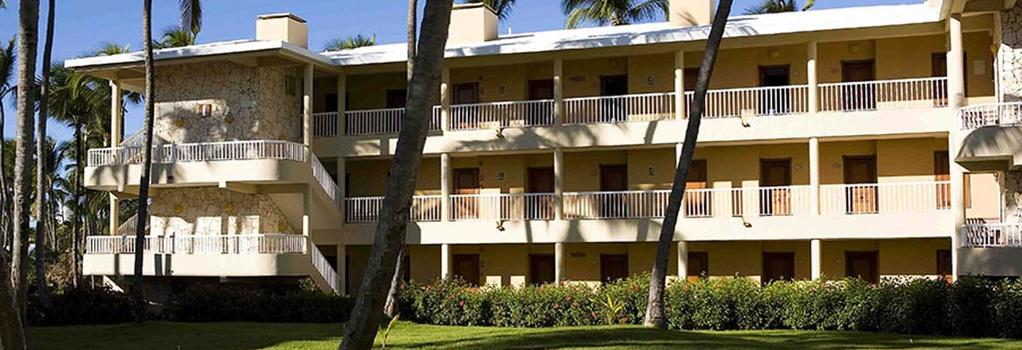 Sirenis Tropical Suites Casino & Spa - Punta Cana - Building