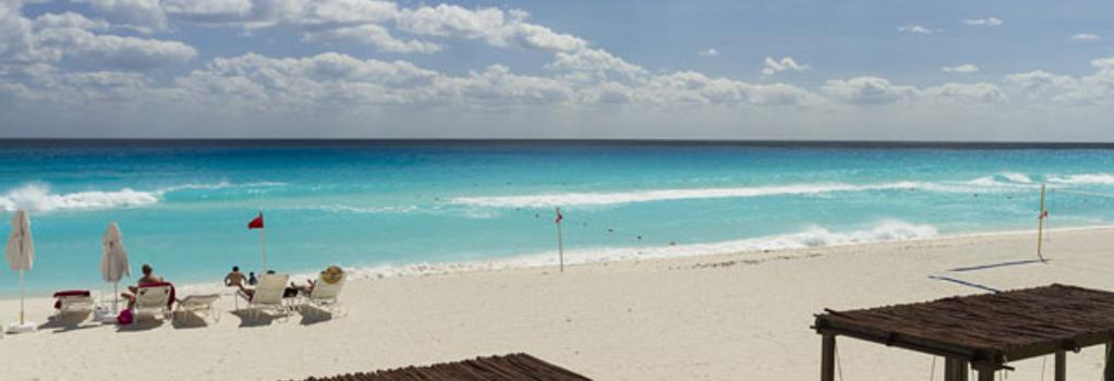 Sandos Cancun Lifestyle Resort - Cancun - Beach