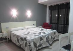 Hotel Acebos Azabache Gijón - Gijon - Kamar Tidur