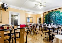 Tudor Court Hotel - London - Restoran
