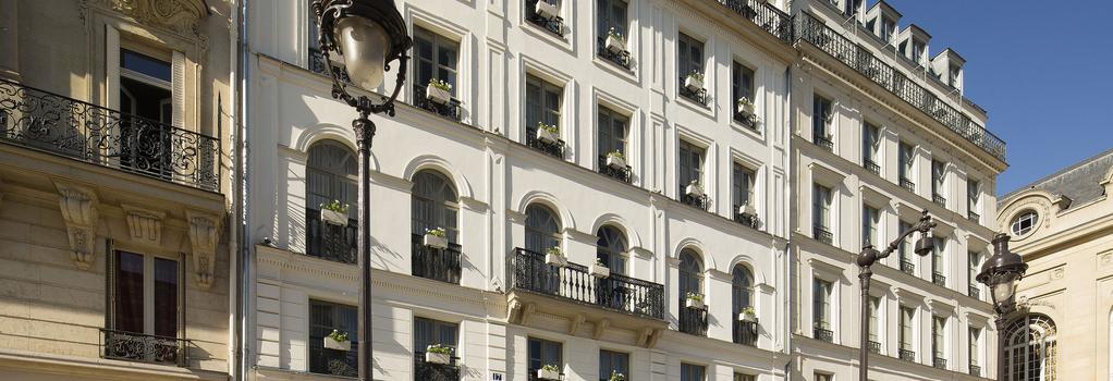 Hôtel Des Grands Hommes - Paris - Building