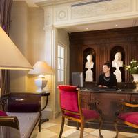 Hôtel Des Grands Hommes Concierge Desk