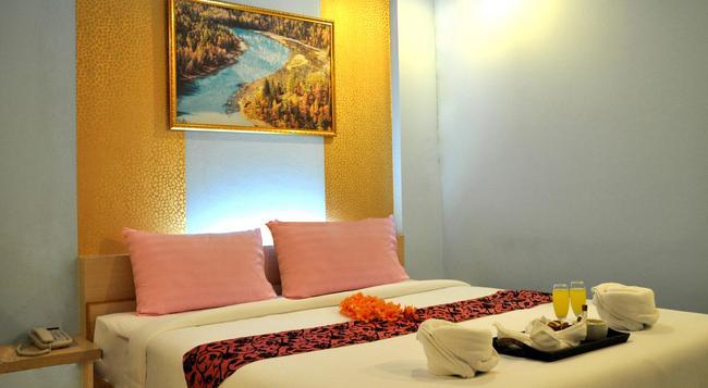 Kriss Residence - Bangkok - Bedroom
