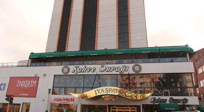 Iyaspark Otel - Isparta - Building