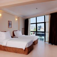 Champa Central Hotel Guestroom