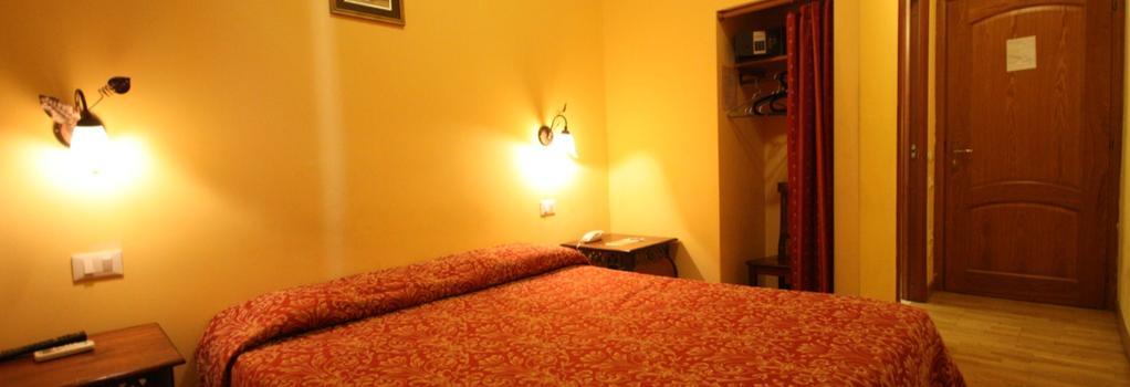 Hotel Termini - Rome - Bedroom
