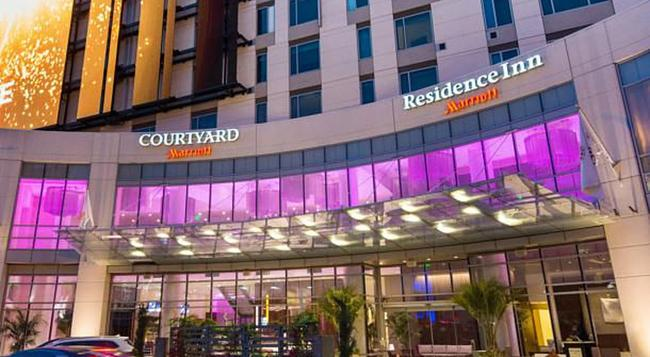 Residence Inn by Marriott Los Angeles L.A. LIVE - Los Angeles - Building
