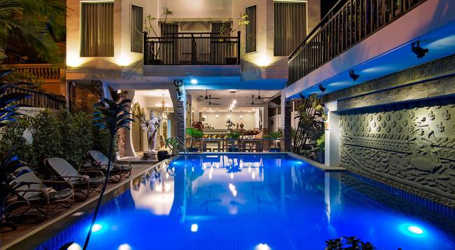 Damnak Villa Boutique - Siem Reap - Building