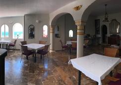 Hotel Mamabels - Mojacar - Restoran