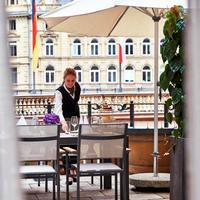 Steigenberger Frankfurter Hof Balcony