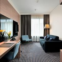 Radisson Blu Plaza Hotel, Ljubljana, , SI Suite