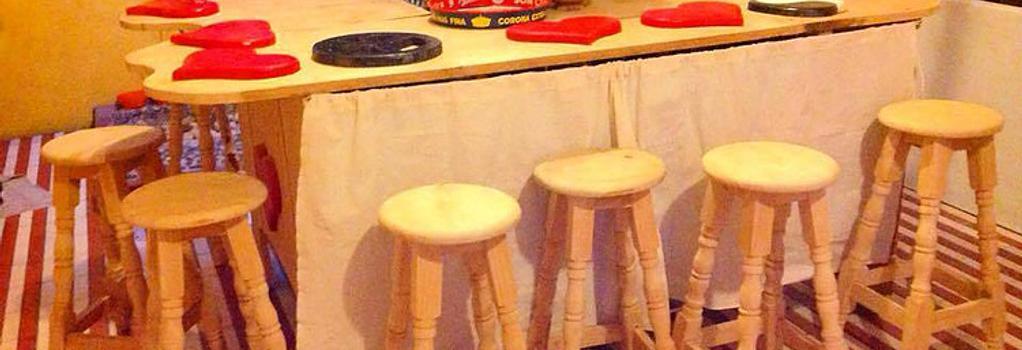 Corazon Guesthouse - Guadalajara - Dining room