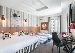 Hôtel Brice Garden Nice - Nice - Kamar Tidur