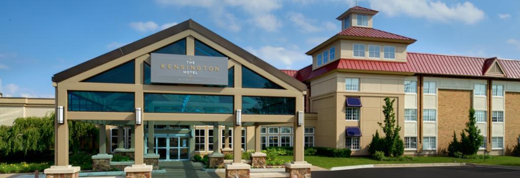The Kensington Hotel - Ann Arbor - Building