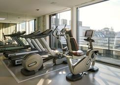 The Mandala Suites - Berlin - Gym