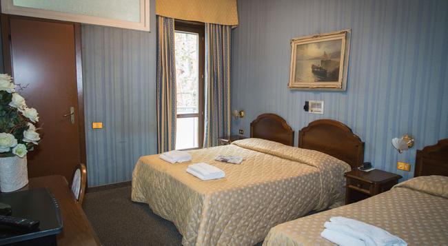 Hotel Accursio - Milan - Bedroom