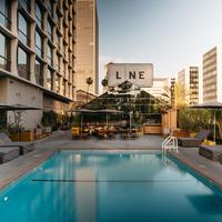 The Line Hotel Outdoor Pool
