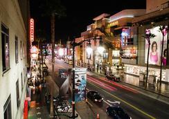 Walk of Fame Hostel - Los Angeles - Pemandangan luar