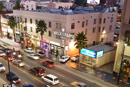 Walk of Fame Hostel - Los Angeles - Bangunan