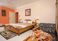 Radhika Beach Resort - Diu - Kamar Tidur