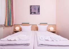 Hotel-Pension Odin - Berlin - Kamar Tidur