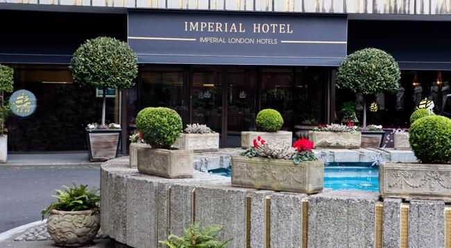 The Imperial Hotel - London - Building