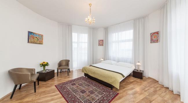 Novum Hotel Vitkov Prag - Prague - Bedroom