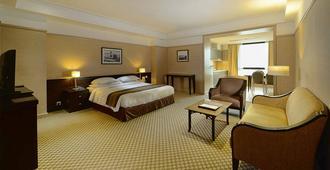 Pacific Regency Hotel Suites - Kuala Lumpur - Kamar Tidur