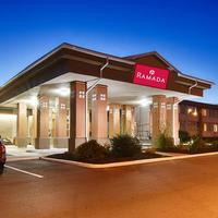 Ramada East Syracuse Carrier Circle Hotel Front