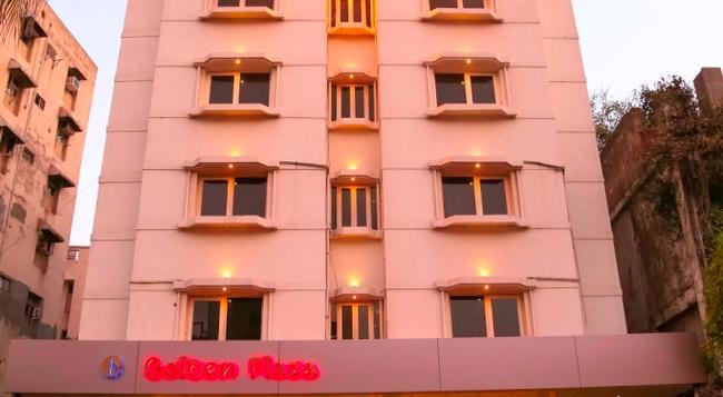 Hotel Golden Plaza - Ahmedabad - Building