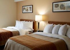 Comfort Inn - Rouyn-Noranda - Kamar Tidur