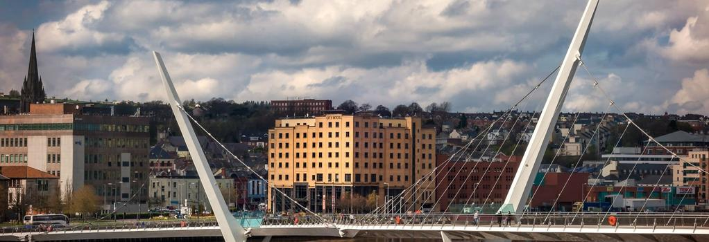 City Hotel Derry - Londonderry - Building
