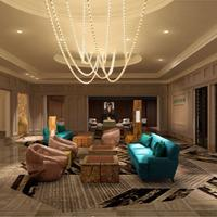 The Camby Autograph Collection Lobby