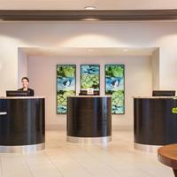 Hilton San Diego Airport/Harbor Island Lobby