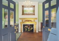 Elliott House Inn - Charleston - Lobi
