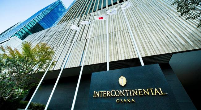 InterContinental Osaka - Osaka - Building