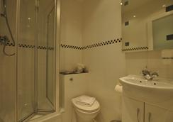 Brunel Hotel - London - Kamar Mandi